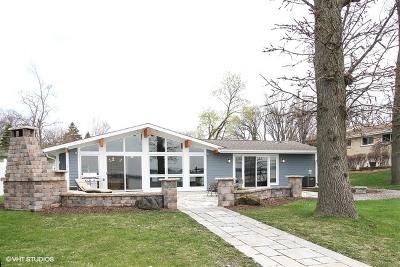 Lake Villa, Lindenhurst Single Family Home For Sale: 25228 West Columbia Bay Drive
