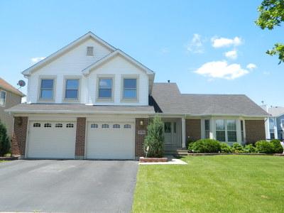 Hoffman Estates Single Family Home New: 1010 Harmon Boulevard