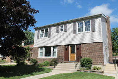 Lombard Single Family Home For Sale: 355 North Edgewood Avenue