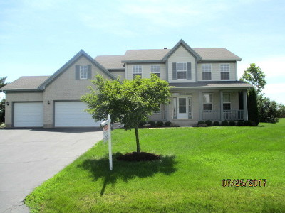 Johnsburg IL Single Family Home For Sale: $319,900