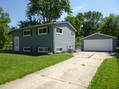 Montgomery Single Family Home Contingent: 7 Crestwood Court