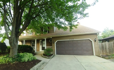 Elgin Single Family Home New: 2248 Valley Creek Drive