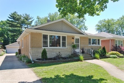 Westchester Single Family Home Contingent: 10045 Drury Lane