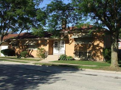 La Grange Park Multi Family Home Contingent: 701 East Harding Avenue
