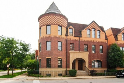 Oak Park Condo/Townhouse For Sale: 198 North Marion Street