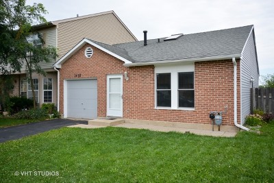 Carol Stream Condo/Townhouse New: 1470 Walnut Circle