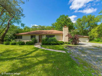 Willowbrook Single Family Home For Sale: 750 67th Place