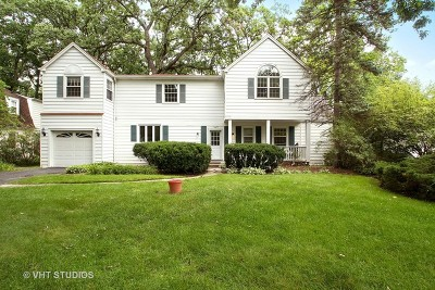 Highland Park Single Family Home For Sale: 1449 Sherwood Road