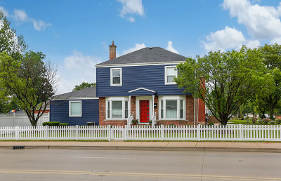 Elmhurst Single Family Home For Sale: 440 West North Avenue
