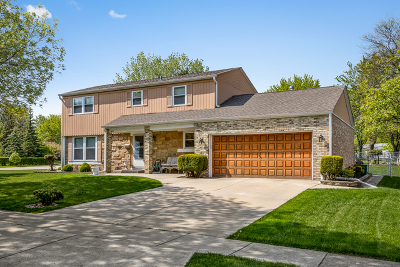 Schaumburg Single Family Home New: 418 Allonby Drive