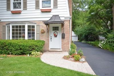 Glen Ellyn Single Family Home For Sale: 441 Longfellow Avenue