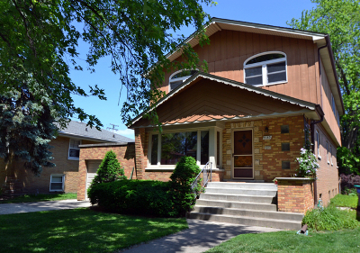 Evergreen Park Single Family Home For Sale: 9143 South Richmond Avenue