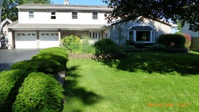 Schaumburg Single Family Home New: 421 Pleasant Drive