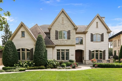 Hinsdale Single Family Home For Sale: 814 West 58th Street