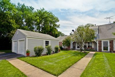 Bright Oaks Condo/Townhouse Contingent: 24 Silver Tree Circle