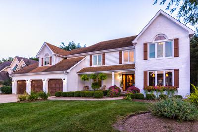 Brighton Ridge Single Family Home Price Change: 800 Burgess Hill Road