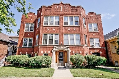 Chicago Multi Family Home Contingent: 3212 West 66th Place