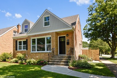 Mount Prospect Single Family Home For Sale: 201 North Maple Street