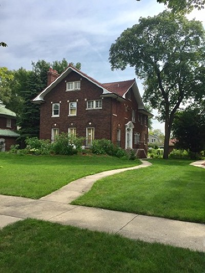 River Forest Single Family Home For Sale: 727 Jackson Avenue