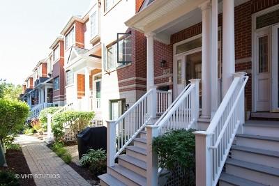 Elmhurst Condo/Townhouse Contingent: 218 North Addison Avenue