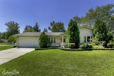 Schaumburg Single Family Home New: 901 Bradford Lane