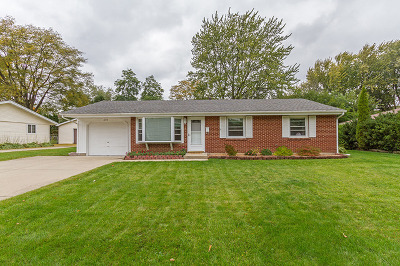 Schaumburg Single Family Home New: 630 Dartmouth Lane