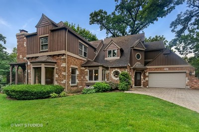Glen Ellyn Single Family Home For Sale: 760 Forest Avenue