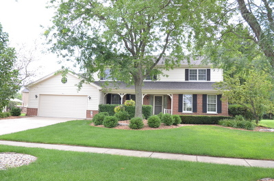 Frankfort Single Family Home For Sale: 71 Pleasant Hill Court