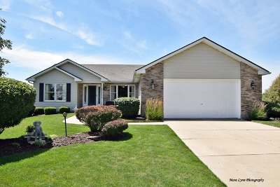 Elburn Single Family Home For Sale: 840 Weston Court