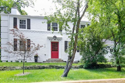 Highland Park Single Family Home For Sale: 404 Sheridan Road