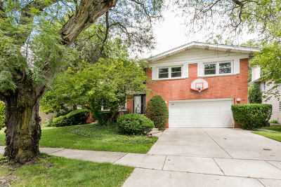 Wilmette Single Family Home For Sale: 3518 Riverside Drive