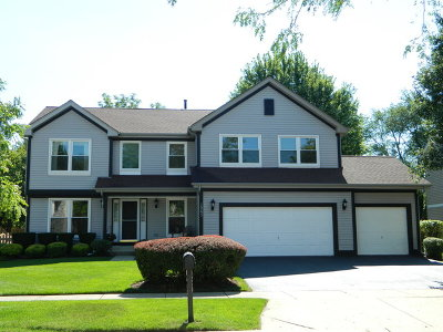 Elgin Single Family Home Contingent: 1065 Wakefield Drive