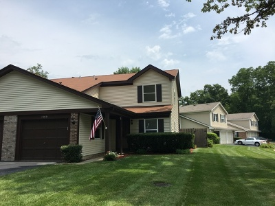 Cary IL Condo/Townhouse For Sale: $139,900