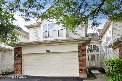 Hoffman Estates Condo/Townhouse New: 2131 Seaver Lane