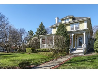 Hinsdale Single Family Home For Sale: 108 North Lincoln Street