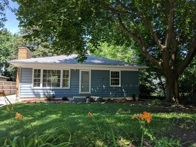Crystal Lake Single Family Home New: 1810 Il Route 176