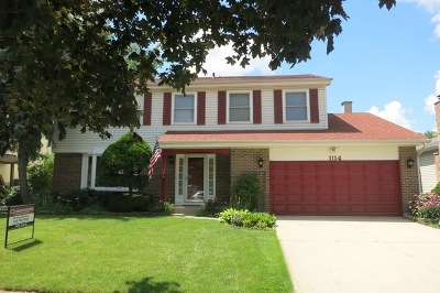 Bartlett Single Family Home Contingent: 1114 Washington Street