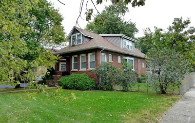 Oak Lawn Multi Family Home Re-Activated: 9707 East Shore Drive