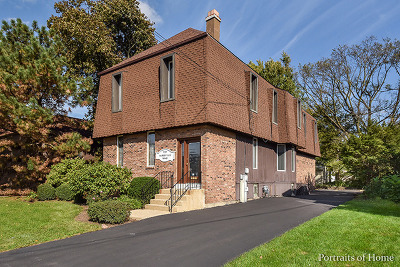 Wheaton Commercial Contingent: 319 South Naperville Road