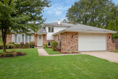 Darien Single Family Home For Sale: 7022 Exner Road