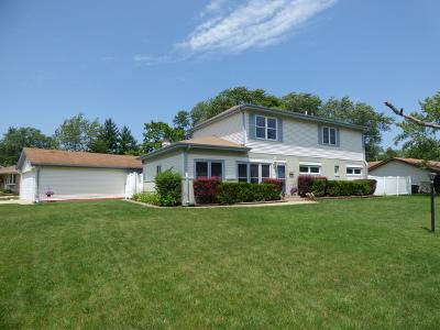 Hoffman Estates Single Family Home New: 350 Illinois Boulevard