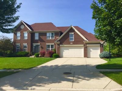 Crystal Lake Single Family Home New: 1575 Grouse Way
