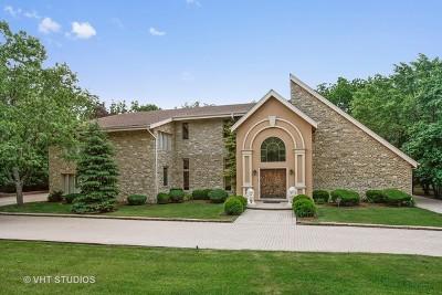 Oak Brook Single Family Home Price Change: 312 Ottawa Lane