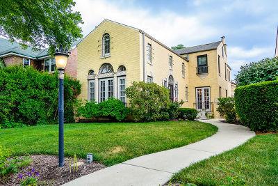 Oak Park Single Family Home For Sale: 1004 Columbian Avenue