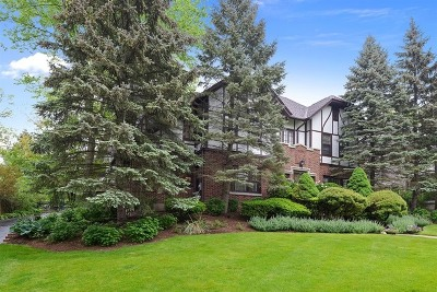 Winnetka Single Family Home Contingent: 1045 Pine Street