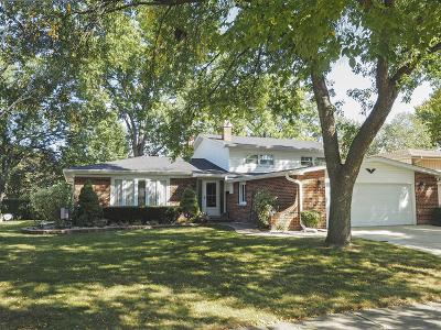 Ivy Hill Single Family Home New: 2615 North Stuart Drive