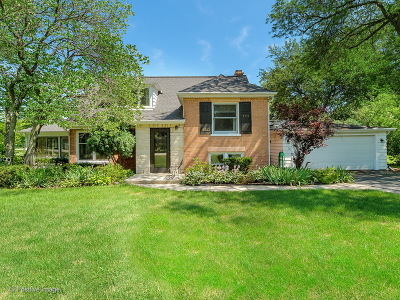 La Grange Highlands Single Family Home For Sale: 5311 South Edgewood Avenue