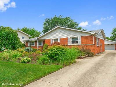 Elmhurst Single Family Home Contingent: 15w644 Patricia Lane