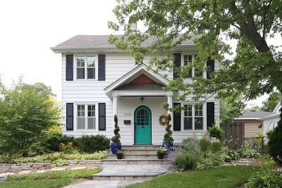 Downers Grove Single Family Home For Sale: 5308 Cumnor Road