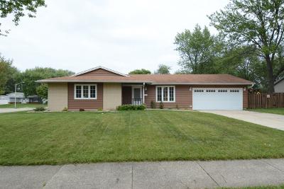 Schaumburg Single Family Home New: 525 Fairview Lane